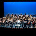Los Golden con la Orquesta de Euskadi